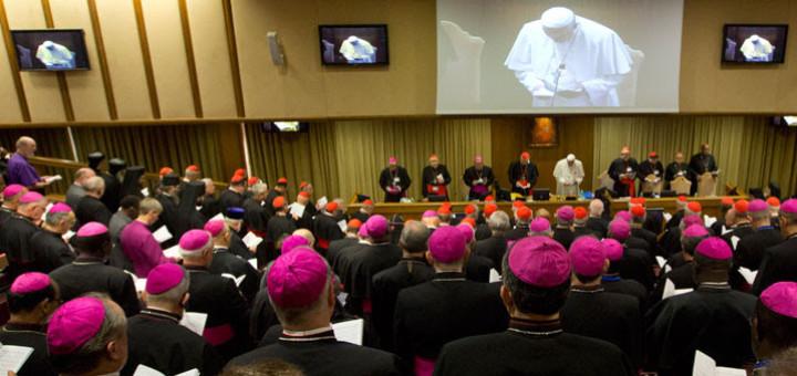 synod in progress