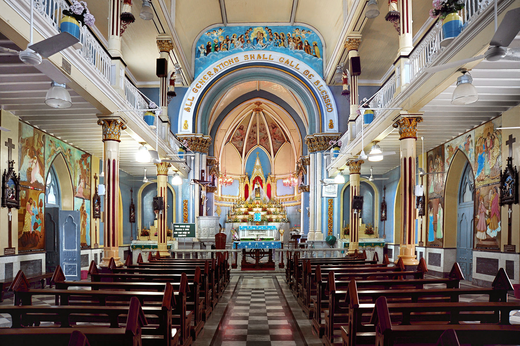 Christmas Eve and Midnight Mass: Here's your guide to attend the iconic tradition in Mumbai