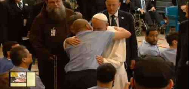 Pope_Francis_embraces_a_man_at_Curran_Fromhold_Correction_Facility_in_Philadlephia_Sept_27_2015_Screenshot