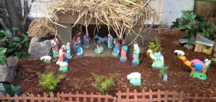 Story Matters India Editor When One Thinks About Christmas Preparations It Is The Making Of Crib That Tops List Priorities