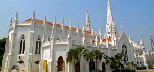 santhome-basilica
