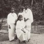 Syrian Christian family - Kerala 1912