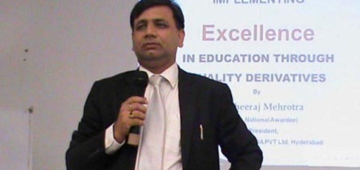Dr Dheeraj Mehrotra