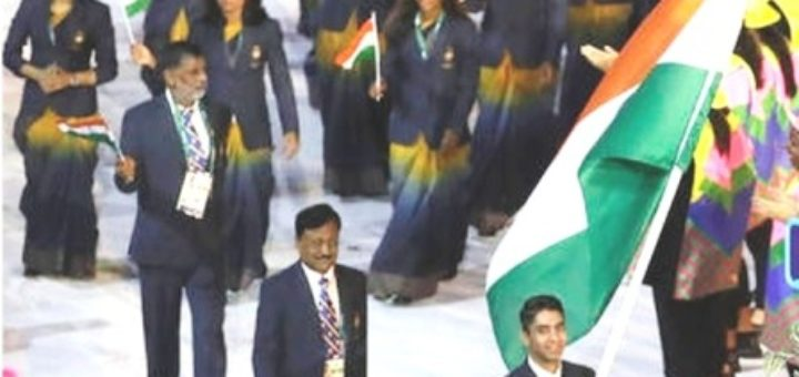Indian at Rio Olympics 2016