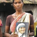 A file photo of Monica Besra at her village in West Bengal (Kallol Majumder/HT Photo)