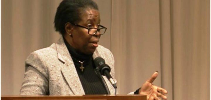 Sister Jamie Phelps , USA.