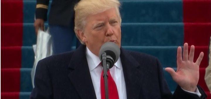 Donald Trump's inaugural Presidential Address