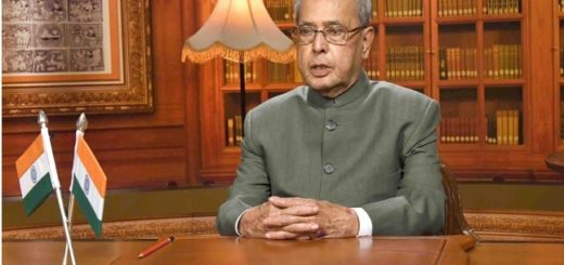 President Pranab Mukherjee's address on 25 Jan 2017 Republic Day Eve