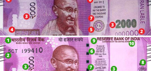 Fake Rs 2000 notes at SBI Delhi
