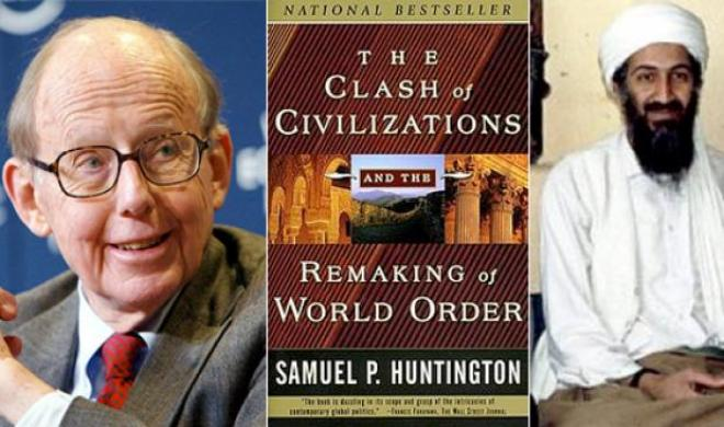 samuel huntington clash of civilizations thesis The clash of civilizations was a controversial theory developed in the 1990s that warned of world wars caused by different cultural ideas the clash of civilizations was a theory developed in the 1990s that warned of a dystopian-like clash between major world ideologies the history of the world is.