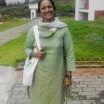 Kochurani Abraham, a feminist theologian of India (Philip Mathew)