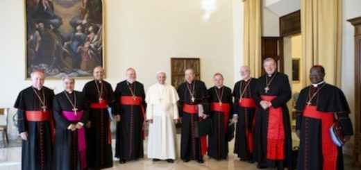 Pope's Advisers