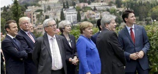 G7 meeting 2017