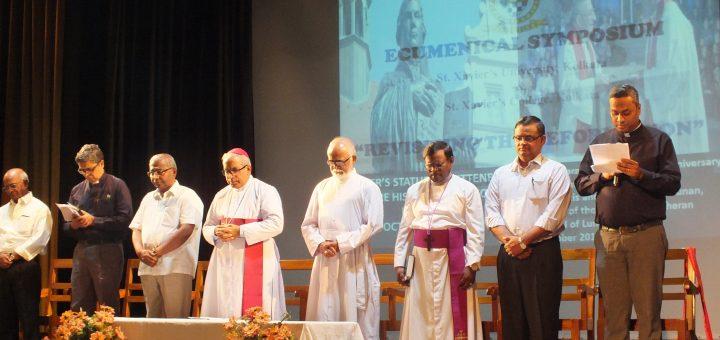 Ecumenical Symposium Kolkata