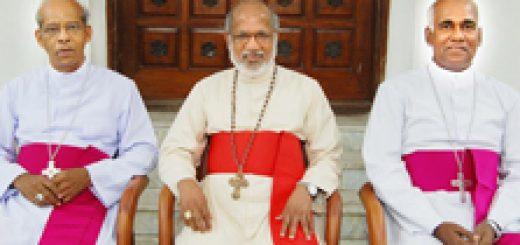 Ernakulum archdiocese bp