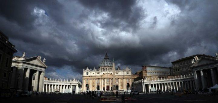 Vatican cloud