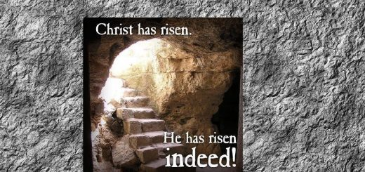 Christ has risen indeed-happy-easter