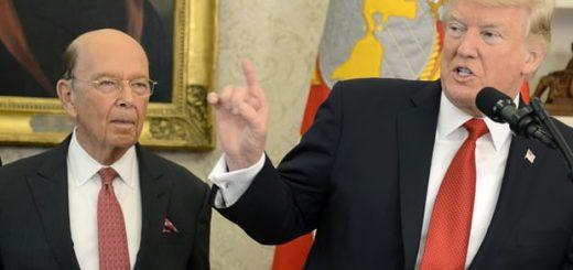 Trump declares trade war