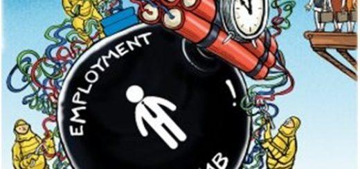 Employment bomb